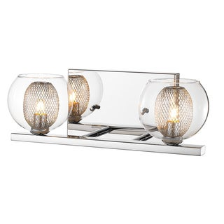 Z-Lite Auge 2-light Chrome Vanity