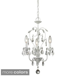 Z-Lite Princess 3-light Mini Chandelier