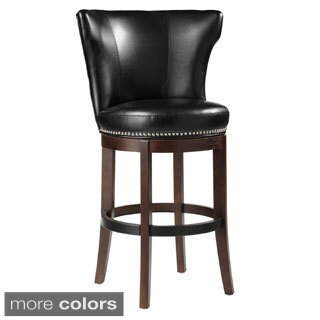 "Sunpan '5West' Tavern Swivel 30"" Bar Stool"