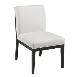ZennSunpan Othello Faux Leather Dining Chair (Set of 2)