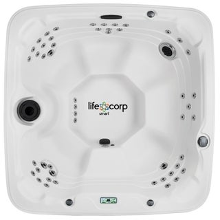 Lifesmart 600 DLX 7-person 65-jet Spa