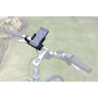 CommuteMate Handle Bar Cell Phone Holder for Bicycles and Strollers