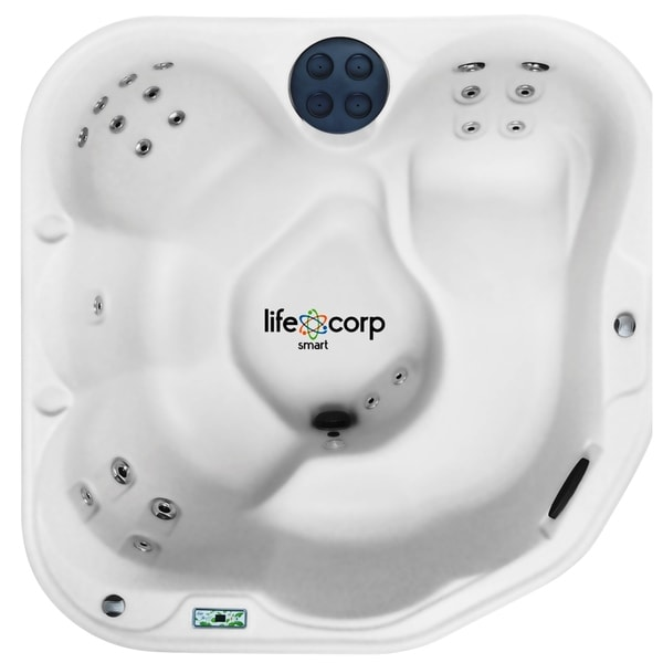 Lifesmart Sierra DLX 5-person 22-jet Spa