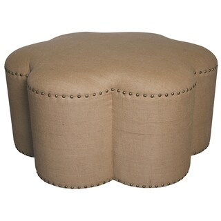 Flower Shaped Ottoman