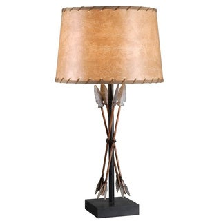 Native Table Lamp