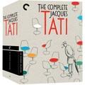 The Complete Jacques Tati Box Set (DVD)
