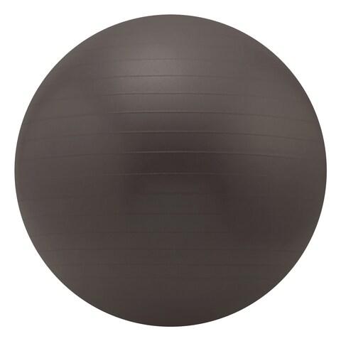 Sivan Health and Fitness Black Yoga Ball