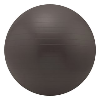 Sivan Health and Fitness Black Yoga Ball