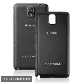 Samsung Galaxy Note III T-Mobile OEM Original Battery Door N9000TDR in Bulk Packaging