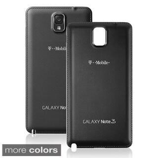Samsung Galaxy Note III T-Mobile OEM Original Battery Door N9000TDR in Bulk Packaging