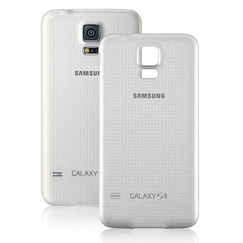 Samsung Galaxy S5/ SV OEM Original Dust Resistant Battery Door G900TDR in Bulk Packaging