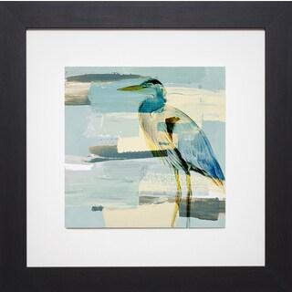 Lanie Loreth 'Great Blue Heron' Framed Art Print