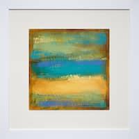 Lanie Loreth 'Spring Landscape II' Framed Art Print