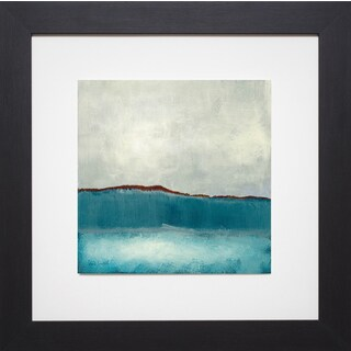 Lanie Loreth 'Clouds of Neptune II' Framed Art Print