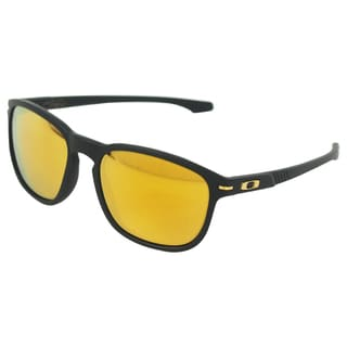 Oakley Men's 'Enduro Shaun White' Matte Black/ 24K Iridium Sunglasses