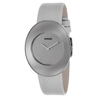 Rado Women's R53739306 'Esenza' Stainless Steel Swiss Quartz Watch|https://ak1.ostkcdn.com/images/products/9245630/P16411587.jpg?impolicy=medium