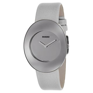 Rado Women's R53739306 'Esenza' Stainless Steel Swiss Quartz Watch - Silver