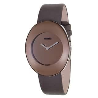 Rado Women's R53739336 'Esenza' Brown Stainless Steel Swiss Quartz Watch|https://ak1.ostkcdn.com/images/products/9245632/P16411589.jpg?impolicy=medium