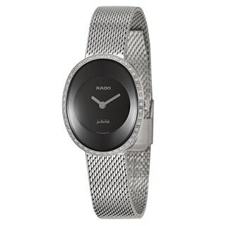 Rado Women's R53763153 'Esenza Jubile' Stainless Steel Swiss Quartz Watch