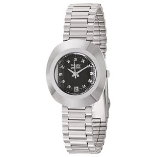 Rado Women's R12307153 'Original' Hardmetal Swiss Quartz Watch