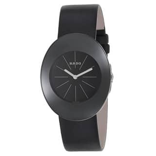 Rado Women's R53739175 'Esenza' Stainless Steel Swiss Quartz Watch|https://ak1.ostkcdn.com/images/products/9245654/P16411610.jpg?impolicy=medium