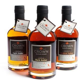 igourmet Organic New York Maple Syrup Collection