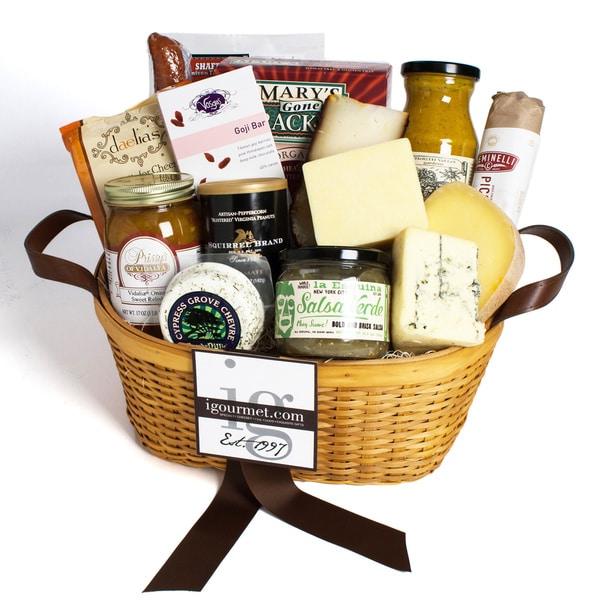 igourmet American Artisan Premier Gift Basket