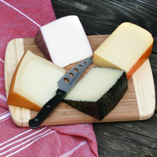 igourmet Spanish Cheese Board Gift Set