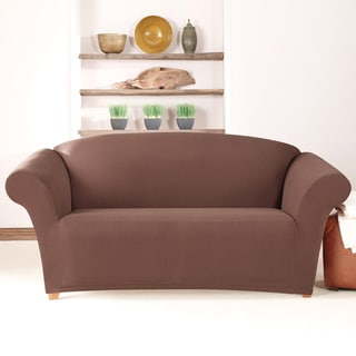 Sure Fit Stretch Cavalry Loveseat Slipcover