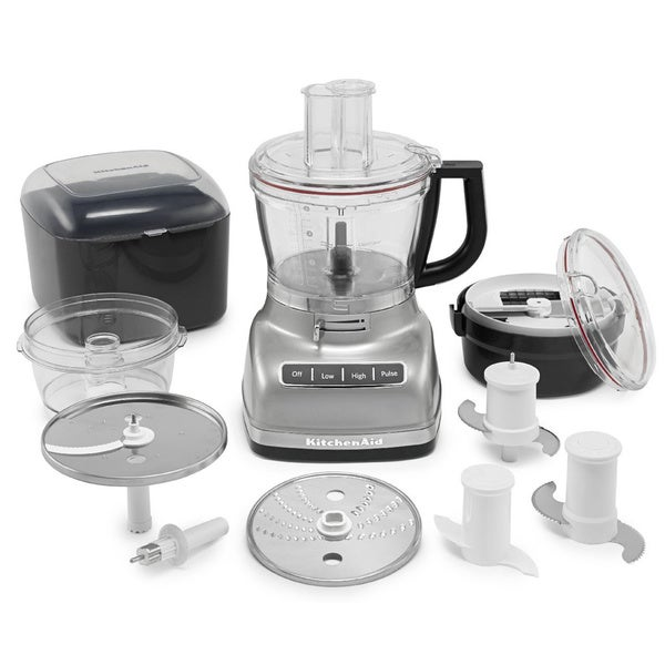 Kitchenaid  Cup Food Processor With Dicing Kit