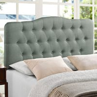 Maison Rouge Belieu Queen Fabric Headboard