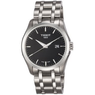 Tissot Men's T0354101105100 'Couturier' Stainless Steel Watch