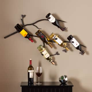 Harper Blvd Keaton Wall Mount Wine Rack|https://ak1.ostkcdn.com/images/products/9246355/P16412281.jpg?impolicy=medium