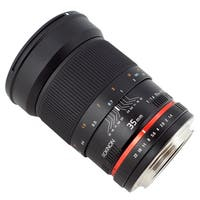 Rokinon 35mm F1.4 AS UMC Wide Angle Cine Lens