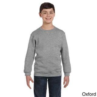 Russel Youth Dri-Power Fleece Crew Sweat Shirt