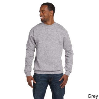 Gildan Men's Premium Cotton 9-ounce Ringspun Crew Pullover (4 options available)