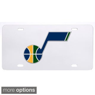 NBA License Plate Inlaid