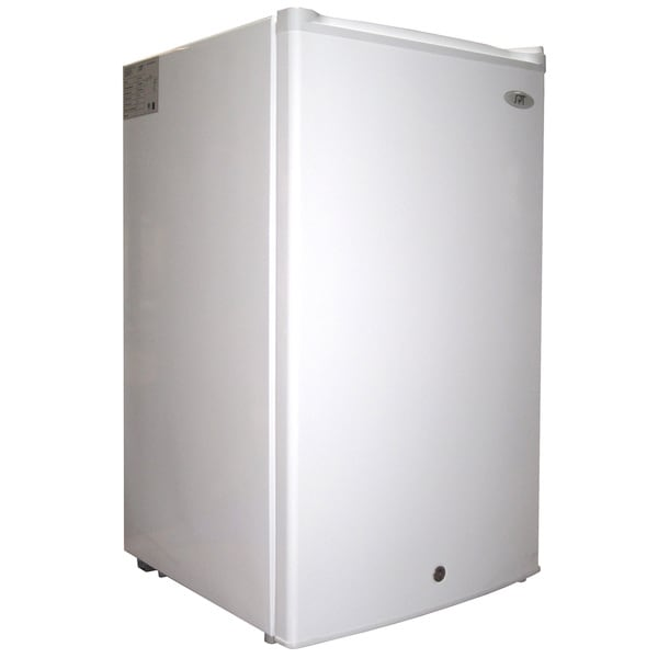 SPT White Energy Star Upright Freezer