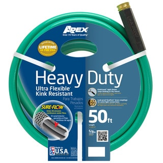 Teknor Apex Heavy Duty 50-foot Garden Water Hose