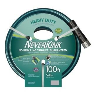 Neverkink Teal/ Grey 100-foot Hose