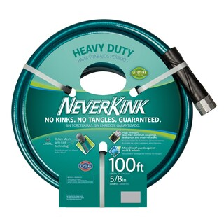 Neverkink Teal/ Grey 100-foot Hose