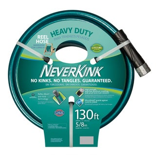 Neverkink Teal/ Grey 130-foot Hose