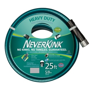 Neverkink Teal/ Grey 25-foot Hose