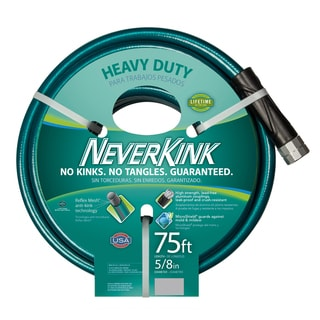 Neverkink Teal/ Grey 75-foot Hose