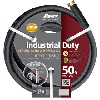 50-foot Indust Duty Hose
