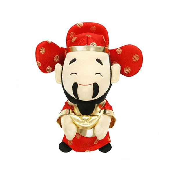 Hireko Chinese God of Wealth Driver Headcover
