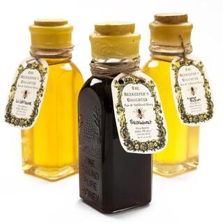 igourmet The Beekeeper's Daughter Honey Muth Jar Collection
