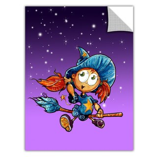 Luis Peres 'Learning to Fly 3' Removable Wall Art Graphic