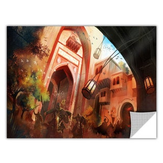 Luis Peres 'Old Times 1' Removable Wall Art Graphic