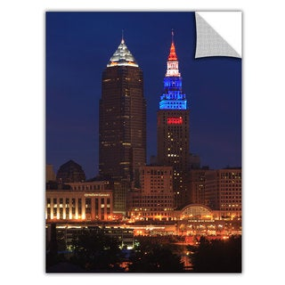 Cody York 'Cleveland 4' Removable Wall Art Graphic